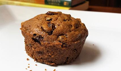 Cacao & Sultana Mini Cakes